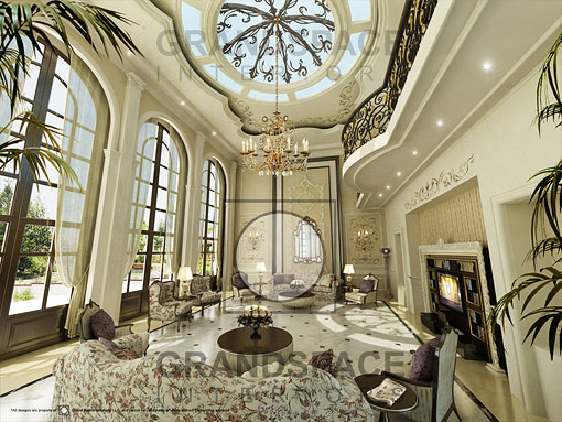 Grand space interiors projects for Catherine interior designer grand designs